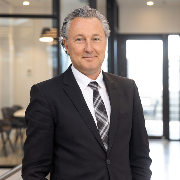Damien Green - Non-Executive Chairman - Blue Orbit Asset Management